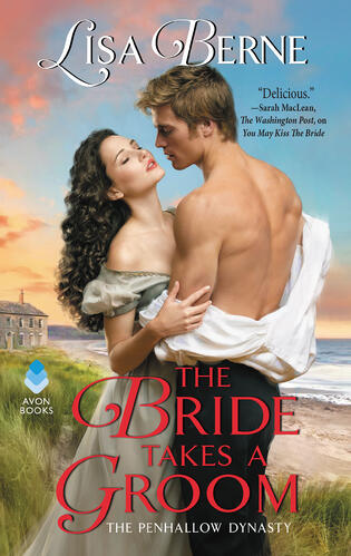 The Bride Takes a Groom Cover
