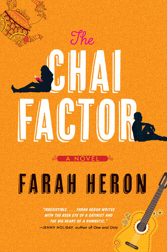 The Chai Factor Cover