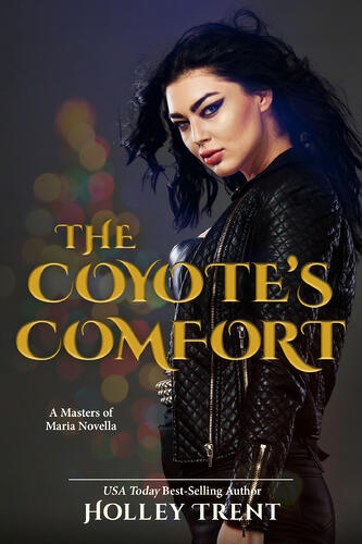 The Coyote's Comfort Cover