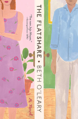 The Flatshare Cover