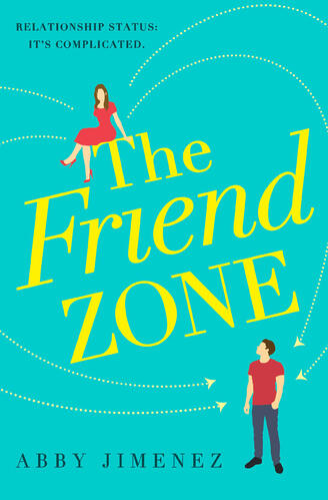 The Friend Zone Cover