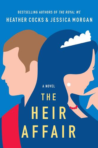 The Heir Affair Cover
