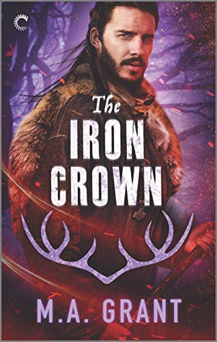 The Iron Crown Cover