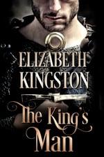 Cover of Elizabeth Kingston's Medieval Romance, The King's Man