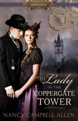 The Lady in the Coppergate Tower Cover