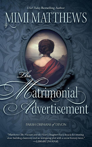 The Matrimonial Advertisement Cover