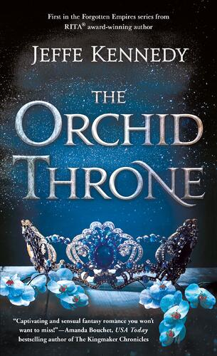 The Orchid Throne Cover