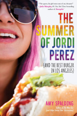 The Summer of Jordi Perez Cover
