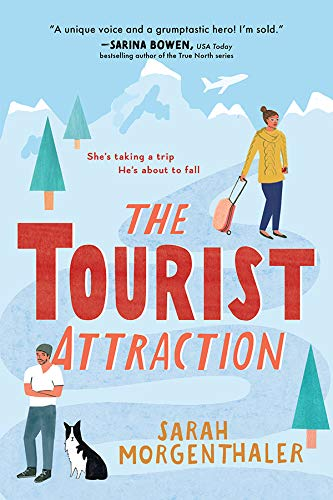 The Tourist Attraction Cover