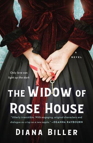The Widow of Rose House Cover