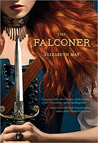 The Falconer Trilogy Cover