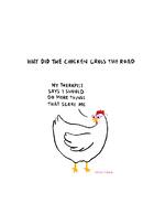 therapy-chicken