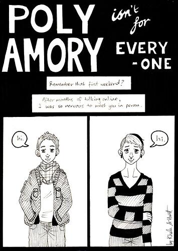 Polyamory Isn't for Everyone Cover