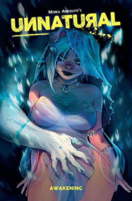Unnatural, Vol. 1 Cover