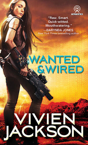 Wanted and Wired Cover