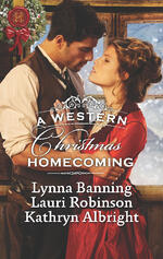 Cover of A Western Christmas Homecoming