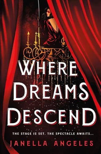 Where Dreams Descend Cover