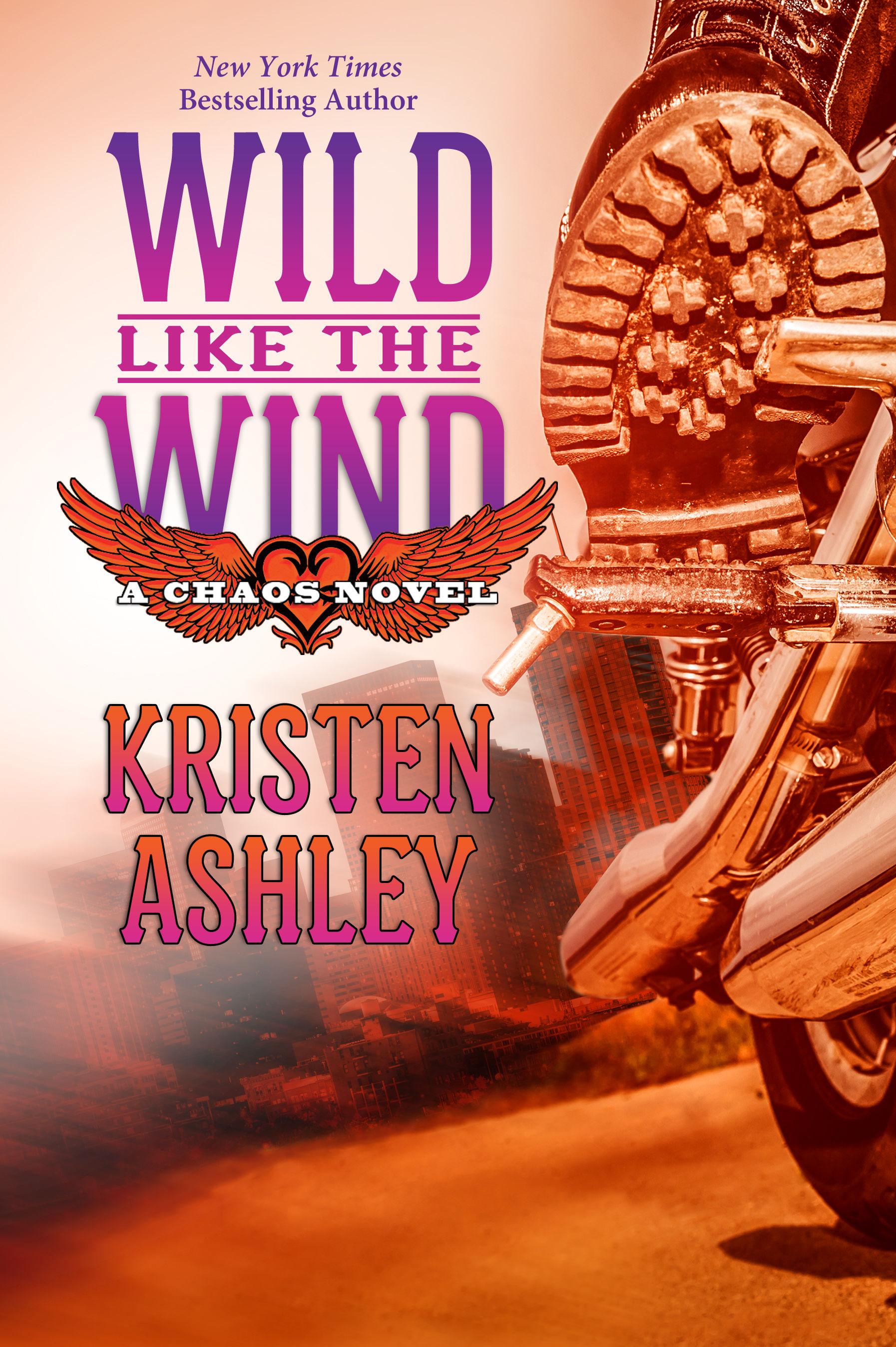 Wild Like the Wind by Kristen Ashley