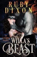 Willa's Beast, Sci-fi romance by Ruby Dixon