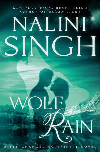 Wolf Rain Cover