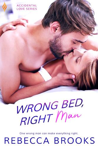 Wrong Bed, Right Man Cover