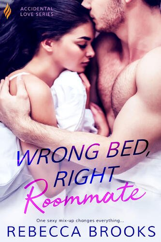 Wrong Bed, Right Roommate Cover