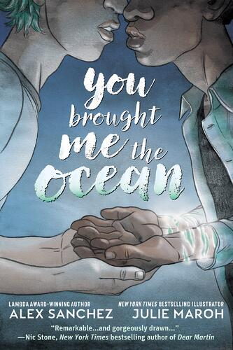 You Brought Me the Ocean Cover