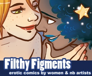 Filthy Figments Advertisement
